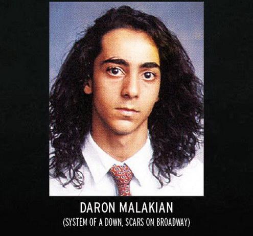 Daron Malakian Teen Bendito Manicomio