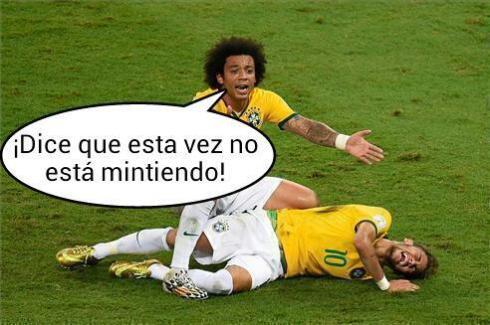 neymar fuera del mundial