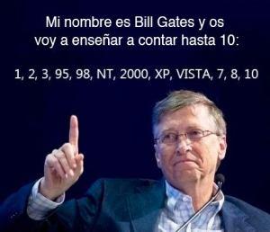 bill gates te enseña a contar