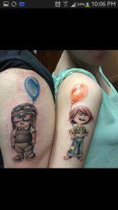 el mejor tatuaje de pareja