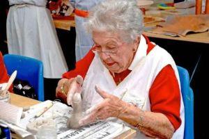 las manualidades de la abuela