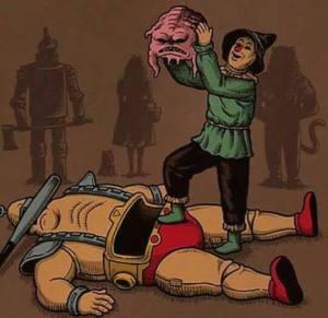 mago de oz vs tortugas ninja