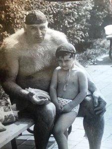 mi abuelo es un yeti