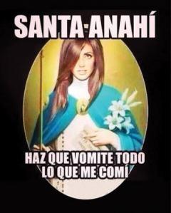 santa anahi