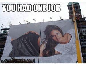 tenias un trabajo