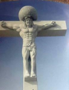 cristo fisico culturista
