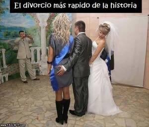 el divorcio mas rapido de la historia