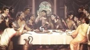 la ultima cena - seleccion mexicana