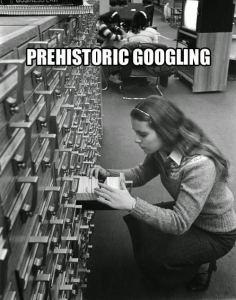 google prehistorico