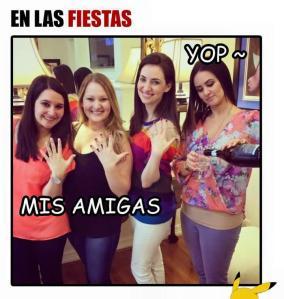 mis amigas yop