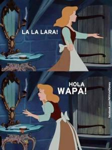 hola wapa