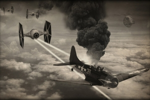 Star-Wars-Meets-World-War-II-2
